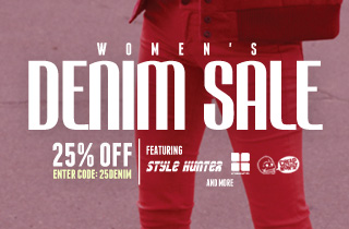 Women's Denim Sale