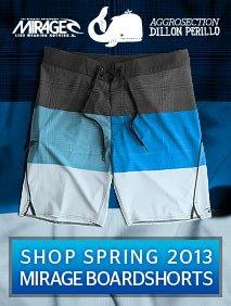 Shop Spring 2013 Mirage Boardshorts