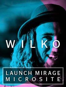 Wilko - Launch Mirage Microsite