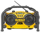 DEWALT Worksite Radio and Battery Charger