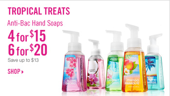 Anti–Bac Hand Soap – 4 for $15