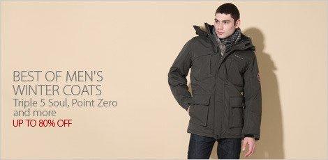 Best of Men's winter coats