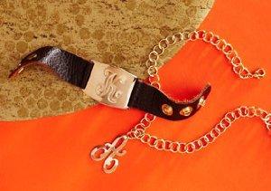 Lisa Stewart Initial Jewelry