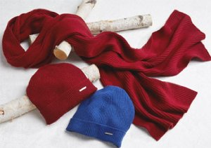 Calvin Klein Collection: Cold Weather Accessories