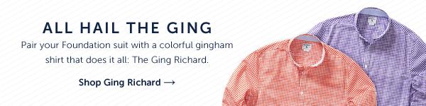 Ging Richard Shirt