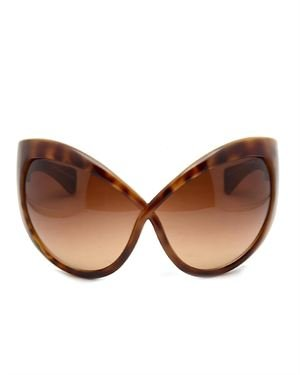 Tom Ford TF21952F Daphne Cat Eye Sunglasses Made In Italy