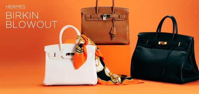 Hermes Blowout: Birkins at $8,799 and More at the Lowest Prices EVER!