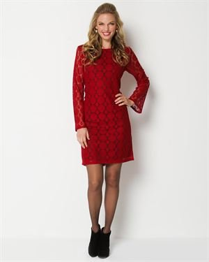 Date Night Must! Tiana B. Lace Dress - Made In The USA