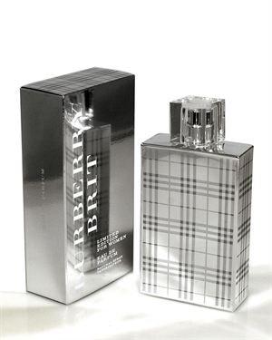 Burberry Brit Limited Edition Eau De Parfum Spray 3.4 oz