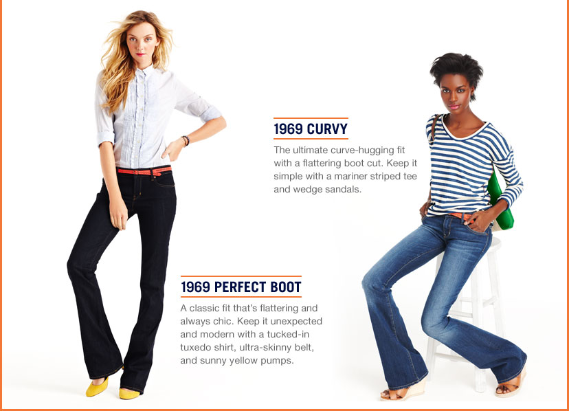 1969 CURVY - 1969 PERFECT BOOT