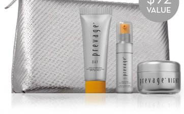 TODAY ONLY: Try PREVAGE® Skin Care - FREE plus free shipping with ANY $50 order. $92 VALUE.