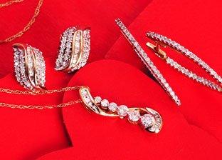 Diamond Jewelry Under $499