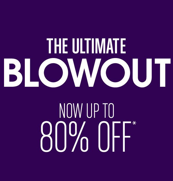Ultimate Blowout