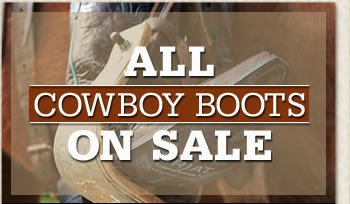 All Cowboy Boots On Sale