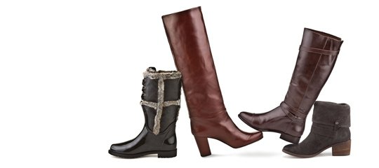 For the Love of Boots:Women's Every-Height Styles