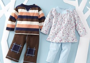 Playwear Sets for Baby By Mini Muffin