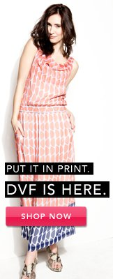 DVF. Shop Now.