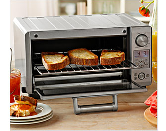 EXCLUSIVE & TOP-RATED -- Breville Mini Smart Toaster Oven -- OUR PRICE $149.95 (SUGG. $200.00, $50 OFF SUGG. PRICE)