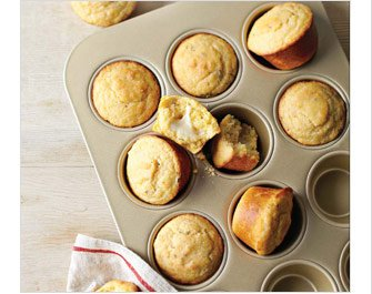 EXCLUSIVE & TOP-RATED -- Williams-Sonoma Goldtouch® Nonstick Muffin Pan, 12-Well -- $30.00