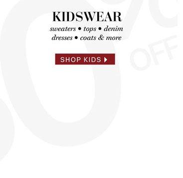Kidswear. Shop kids