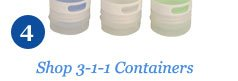 Shop 3-1-1 Containers