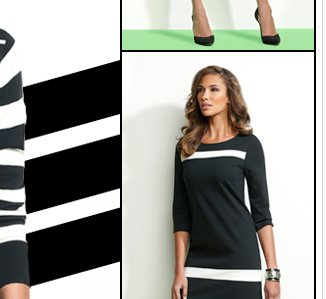 Black & White.  Shop new styles now!