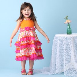 Frilled to Pieces: Girls' Apparel