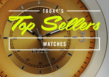 Shop Top Sellers: Colorful Watches