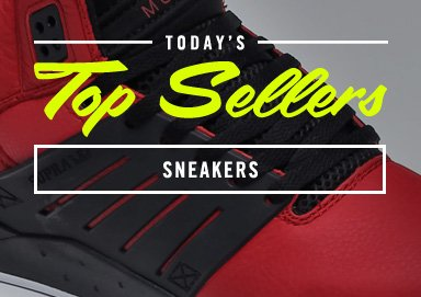 Shop Top Sellers: Sneaker Staples