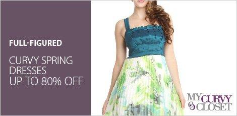 Curvy Spring Dresses