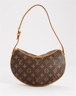Louis Vuitton Monogram Croissant Handbag, 8/10 Condition