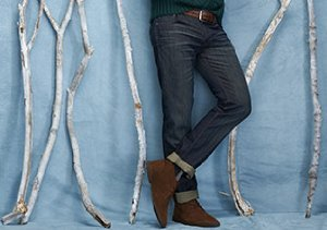 Going Fast: Stitch's Jeans