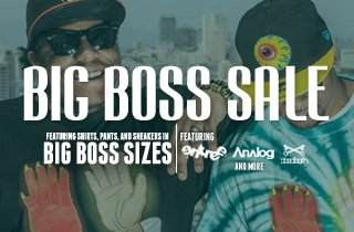 Big Boss Sale - Featuring Shirts, Pants, and Sneak