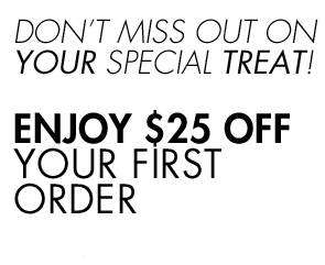 A LITTLE SOMETHING SPECIAL…GET AN EXTRA £20 OFF YOUR FIRST ORDER