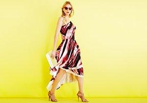Bold & Bright: Dresses