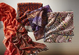 Andre & Abbas Scarves