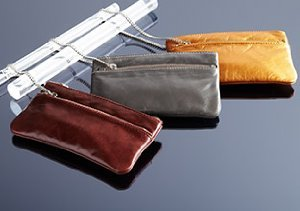Carried Away: Wallets, Card Cases & More