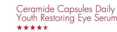 Ceramide Capsules Daily Youth Restoring Eye Serum