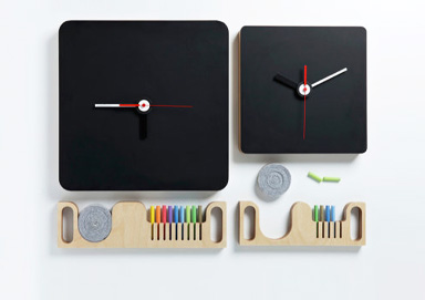 Shop Home Decor: Mod Clocks, Rugs & More