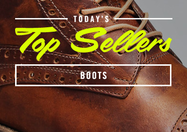 Shop Top Sellers: Sturdy Boots & Shoes
