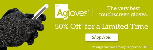 Shop Agloves >