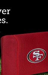 "Team ProMark San Francisco 49ers 15"" Laptop Sleeve"