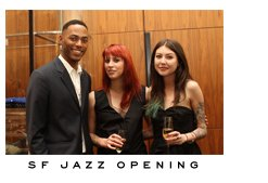 World of Marc Jacobs | San Francisco Jazz Center Grand Opening