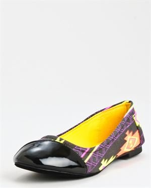 Misbehave Sapphire Flat