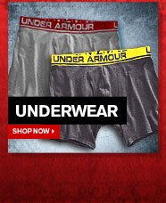 UNDERWEAR. SHOP NOW.