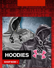 HOODIES. SHOP NOW.