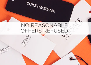 No Reasonable Offers Refused: Balenciaga, Chloe, D&G