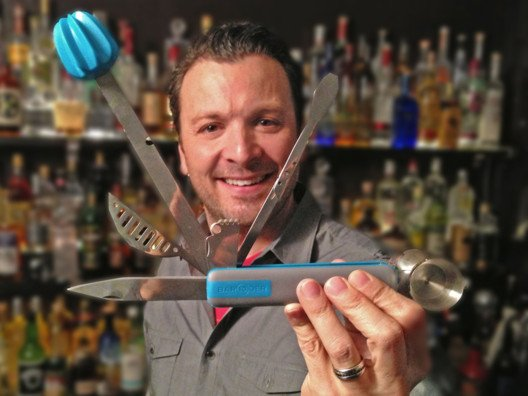 A 10-in-1 bartending tool.  Eat your heart out, Swiss Army Knife.