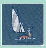 Men's Crusher Tee Sailing Jake