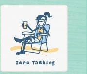 Women's Crusher Tee Zero Tasking